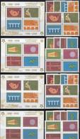 MICHEL Bautenserie 2006 Neu 120€ Variante Abarten Zähnung Wasserzeichen Special-catalogue Richnow Stamp Of Germany 1948 - Philatelie Und Postgeschichte