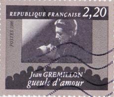 France 1986 - Y & T - Oblitéré - N° 2440 Jean Grémillon - Gueule D'Amour - Gebraucht