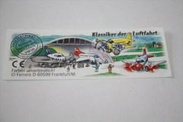 Kinder BPZ Klassiker Der Luftfahrt Supersonic 657069 - Handleidingen