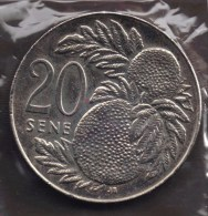 SAMOA 20 SENE 2002