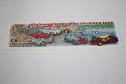 Kinder BPZ Kleinwagen Der 50er Im Neuen Look 640824 - Handleidingen