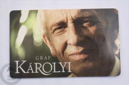 Collectible Phone Card Telefonkarte - Eurochip - Graf Károlyi - Tarjetas Telefónicas