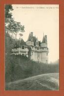 CPA  FRANCE  37  -  RIGNY-USSÉ  -  228  Le Château D´Ussé, Vue Prise Du Parc  ( Dos Simple Grand Bazar Tours ) - Autres Communes