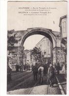 Salonique - Arc De Triomphe De Constantin - Griekenland