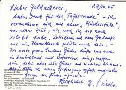 Drittes Reich Autographen - Autogramme & Autographen