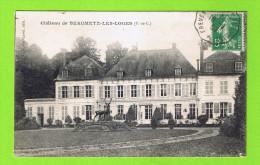 BEAUMETZ-LES-LOGES - LE CHATEAU - Other Municipalities