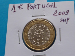 1  EURO  PORTUGAL  2009 Sup - Portugal