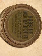 Boite US DUBBING 1 1/2 OUNCE NET SHOES SERVICE - 1939-45