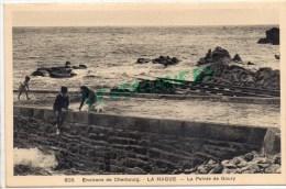 50 -  LA HAGUE- ENVIRONS DE  CHERBOURG -  LA POINTE DE GOURY - Autres Communes
