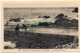 50 -  LA HAGUE- ENVIRONS DE  CHERBOURG -  LA POINTE DE GOURY - Frankreich