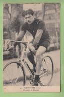 René VERMANDEL - Routier , Champion De Belgique  - 2 Scans - Cyclisme