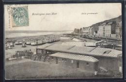- CPA 62 - Boulogne-sur-Mer, Jetée Promenade - Boulogne Sur Mer