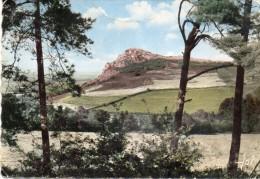 CPSM  -  LAZ  (29)  Les Montagnes Noires Dans La Région De Laz, St Thois,  Chateauneuf Du Faou - Frankreich