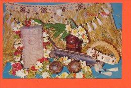 TAHITI - Articles Indispensables à La Danse Tahitienne : Costume De Danse - Tahiti