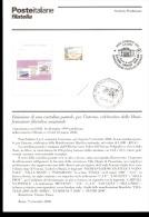2000 Bollettino Cartolina Postale Celebrativa Della Manifestaziione Filatelica Naz. Sestri Adria - Non Classificati