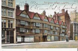 OLD HOUSES HOLBORN LONDON 826      1905 - London Suburbs