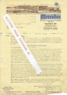 Brief AACHEN 1940 - MERCEDES - Frabikanlagen De MERCEDES Büromaschinenwerke - Allemagne