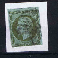 France: 1860 Yv 11 Obl/used.