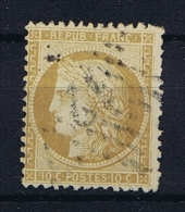 France: 1870 Yv 36 Obl/used. - 1870 Siege Of Paris