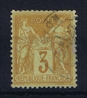 France: 1876 Yv 86 Obl/used.