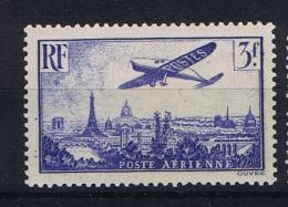 France: 1936 Yv  AE 9 MH/*