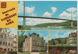 CAUDEBEC EN  CAUX VUES - Caudebec-en-Caux