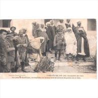 MLTTP0529CPA-LFTD5110TCSC.Tarjeta Postal Española.1921.Guerra De Marruecos,campaña De RIF,entrega De Armas - Comercio