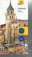2011 Espana Bollettino Catedral De Albarracin - Architettura