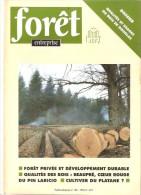 SYLVICULTURE - FORÊT Entreprise N°108       1996 / 2 - Science