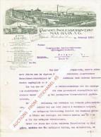 Brief 1930 CHEMNITZ-REICHENHAIN - FARADIT-ISOLIERROHRWERKE MAX HAAS - Non Classés