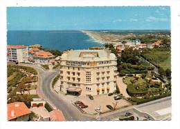 Biarritz Vue Aerienne Ecrite En 1970 Sur Hotel Regina Et Du Golf Et Son Proche Environnement Avec La Plage Au Loin - Biarritz