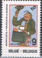 Année 1989  -  COB 2339**  Philatélie De La Jeunesse-  Cote  1,25€ - België