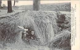 WW1 - Abrits Construits Par Les Belges, Guerre De 1914 - Guerra 1914-18