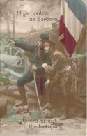 WW1 - Unis Contre Les Barbares (patriotique) - Guerra 1914-18
