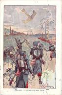 WW1 - La Descente D'un Taube 1914-1915 - Guerra 1914-18
