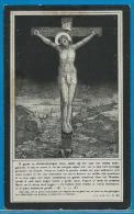 Bidprentje Van Nathalie Marie Merlier - Kortrijk - Izegem - 1862 - 1919 - Devotion Images