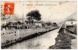 Toulon - Les Routes - Rivière Neuve - Toulon