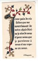 Image Pieuse - Jésus Pain De Vie ......... - 1960 - Devotieprenten