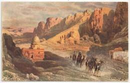 C. Wuttke - Mokhattam - Near Cairo - Le Caire