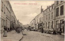 SAINT DIZIER - Rue Du Marché (67789) - Saint Dizier