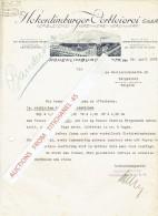 Brief 1933 - HOHENLIMBURG-WESTF. - HOHENLIMBURGER  VERBLEIEREI - Non Classés