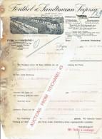 Brief 1931 LEIPZIG - FENTHOL & SANDTMANN LEIPZIG - Internation. Transporte - Spedition Lagerung - Imprimerie & Papeterie