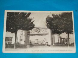 17) Royan - N° 19 - Entrée Du Mirado ( DELAVEAU Architecte )   - Année  - EDIT- RS - Royan
