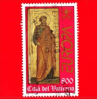 VATICANO  - 1998 - Usato -  Europa - 800 L. • S.Pietro - Vaticano
