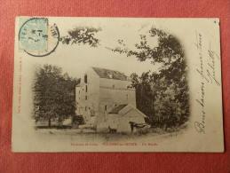 Dep 77 , Cpa Environs De Crécy , VILLIERS Sur MORIN , Un Moulin (A03) Recto/Verso - Sonstige Gemeinden