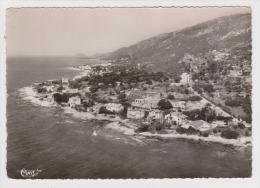 20 - CORSE - AJACCIO - Vue Aérienne Sur La Chapelle Des Grecs Et Bords De Mer - Circulée 1961 - N° 2405 - 2 Scans  - - Ajaccio