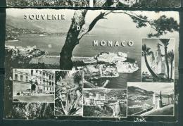 Souvenir De Monaco   - Multivues , Vues Multiples   LFE151 - Monaco