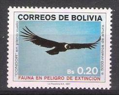 Bolivie Y/T 683 (**) - Bolivie