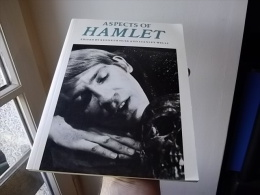 SHAKESPEARE : ASPECTS OF HAMLET 79/80 EDITED BY KENNETH MUIR AND STANLEY WELLS - Livres, BD, Revues
