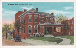 Tennessee Clarksville Woman's Club - Clarksville